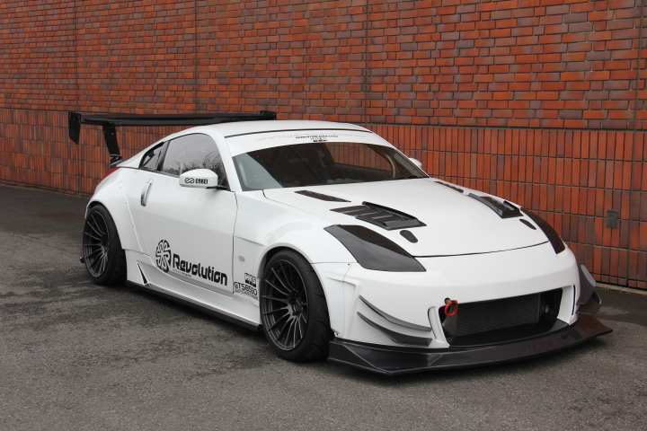 Nissan 350Z RS